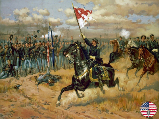 Ride into Legend: Philip Sheridan at the Battle of Cedar Creek