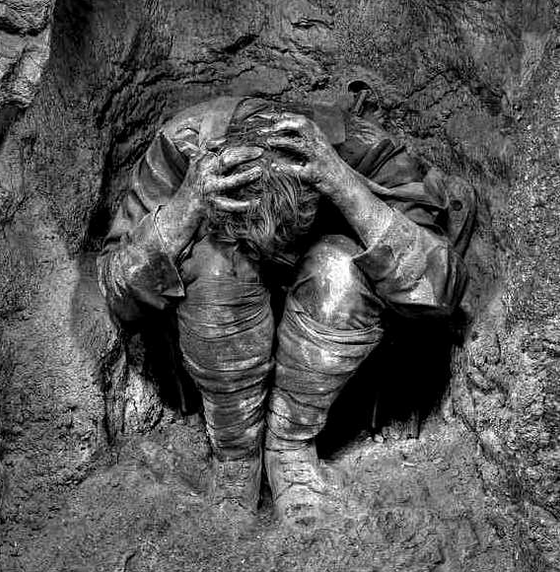 A Shattered Mind: Shell Shock in the First World War
