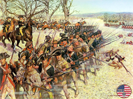 Battle of Guilford Courthouse: The Fight that Broke the Back of the British Crown