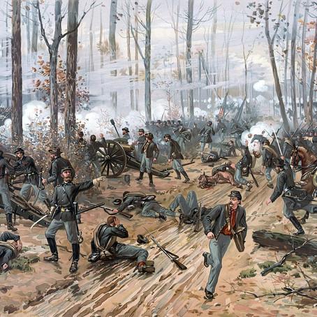 Pandemonium Broken Loose: The Battle of Shiloh