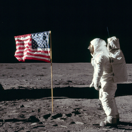 1969 Moon Landing: One Giant Leap For Mankind