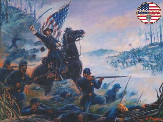 The Rock of Chickamauga: George H. Thomas