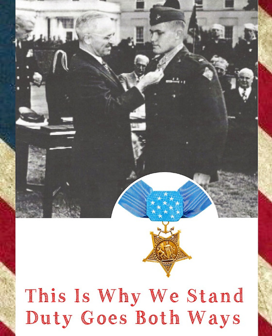 This Is Why We Stand: Arthur J. Jackson