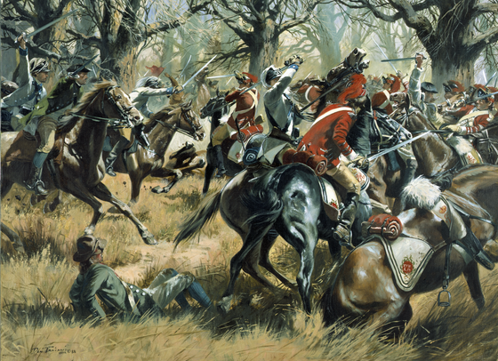 A Devil of a Whipping: Daniel Morgan and the Battle of Cowpens