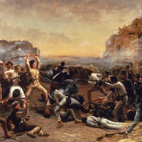 The Epic Stand at the Alamo and the Road to Revenge at San Jacinto