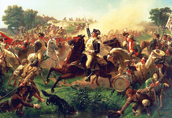 Stand and Fight: George Washington and the Battle of Monmouth