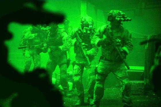 Operation Neptune Spear: The Hunt for Osama Bin Laden