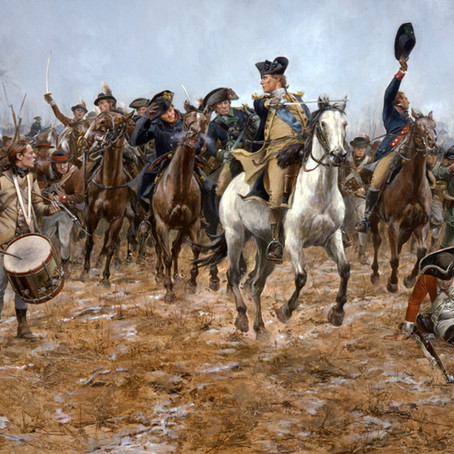 To Save the Revolution: George Washington and the Trenton-Princeton Campaign