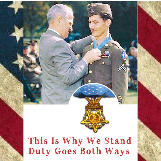 This Is Why We Stand: Revisiting the Story of Desmond Doss