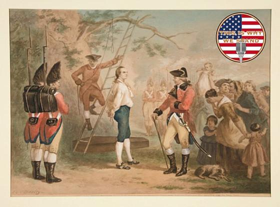 Nathan Hale: An Early American Hero