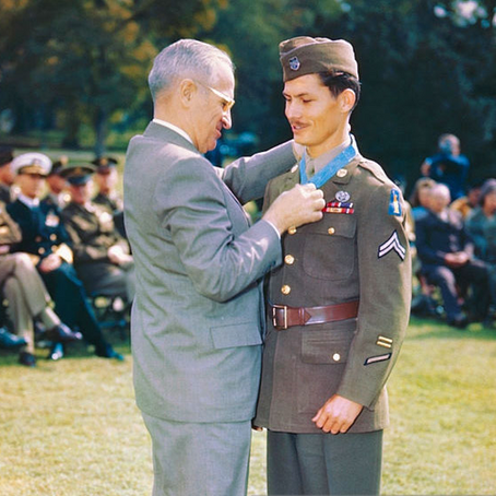 Desmond Doss: The Hero of Hacksaw Ridge