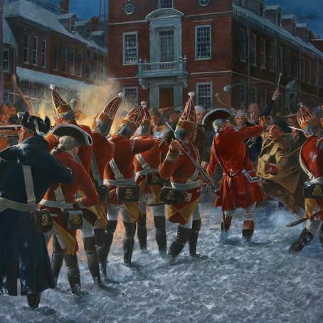 Road to Revolution: The Boston Massacre