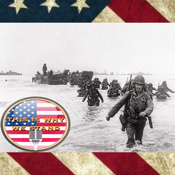 The First Combat Test For Many Americans Was On D-Day