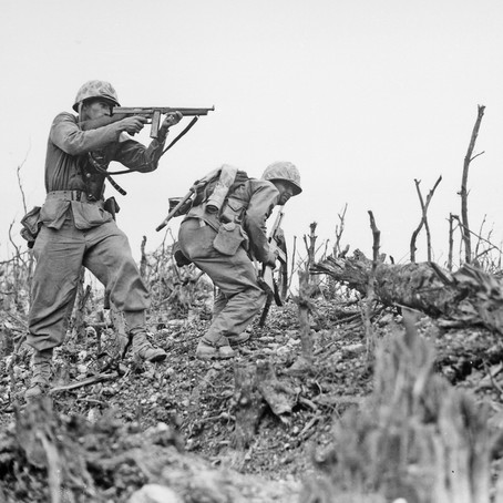 Bloody Okinawa: The Last Major Battle of World War II