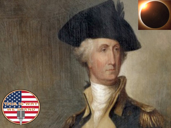 George Washington's Solar Eclipse