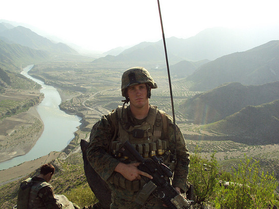 Dakota Meyer and the Battle of Ganjgal