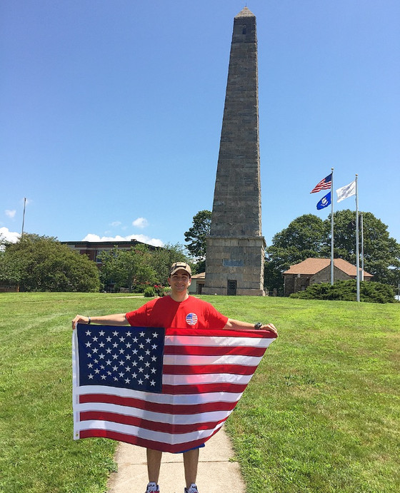 Fort Griswold Battlefield State Park: The Groton Monument