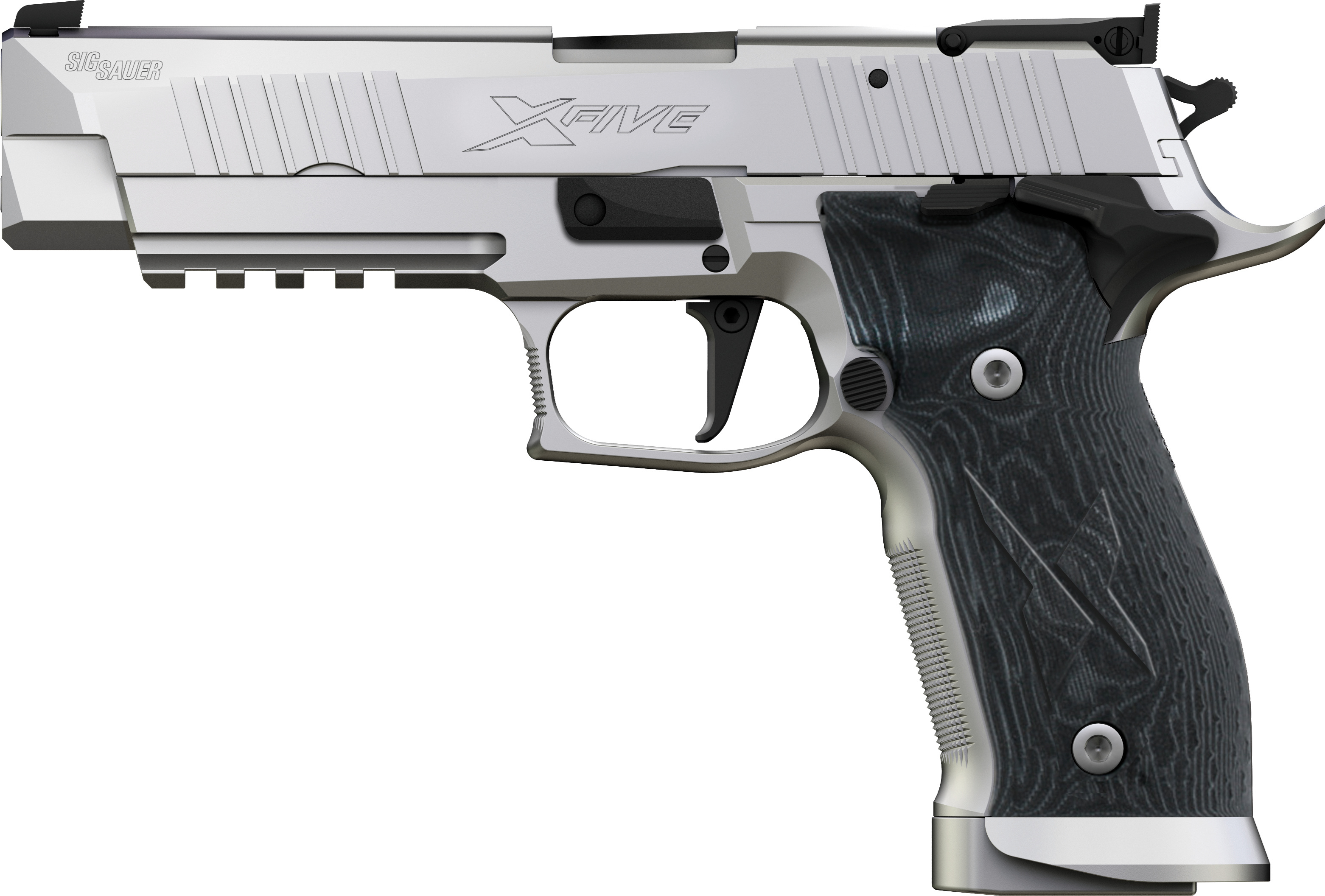 SIG S. X-Five Supermatch linkes Profil
