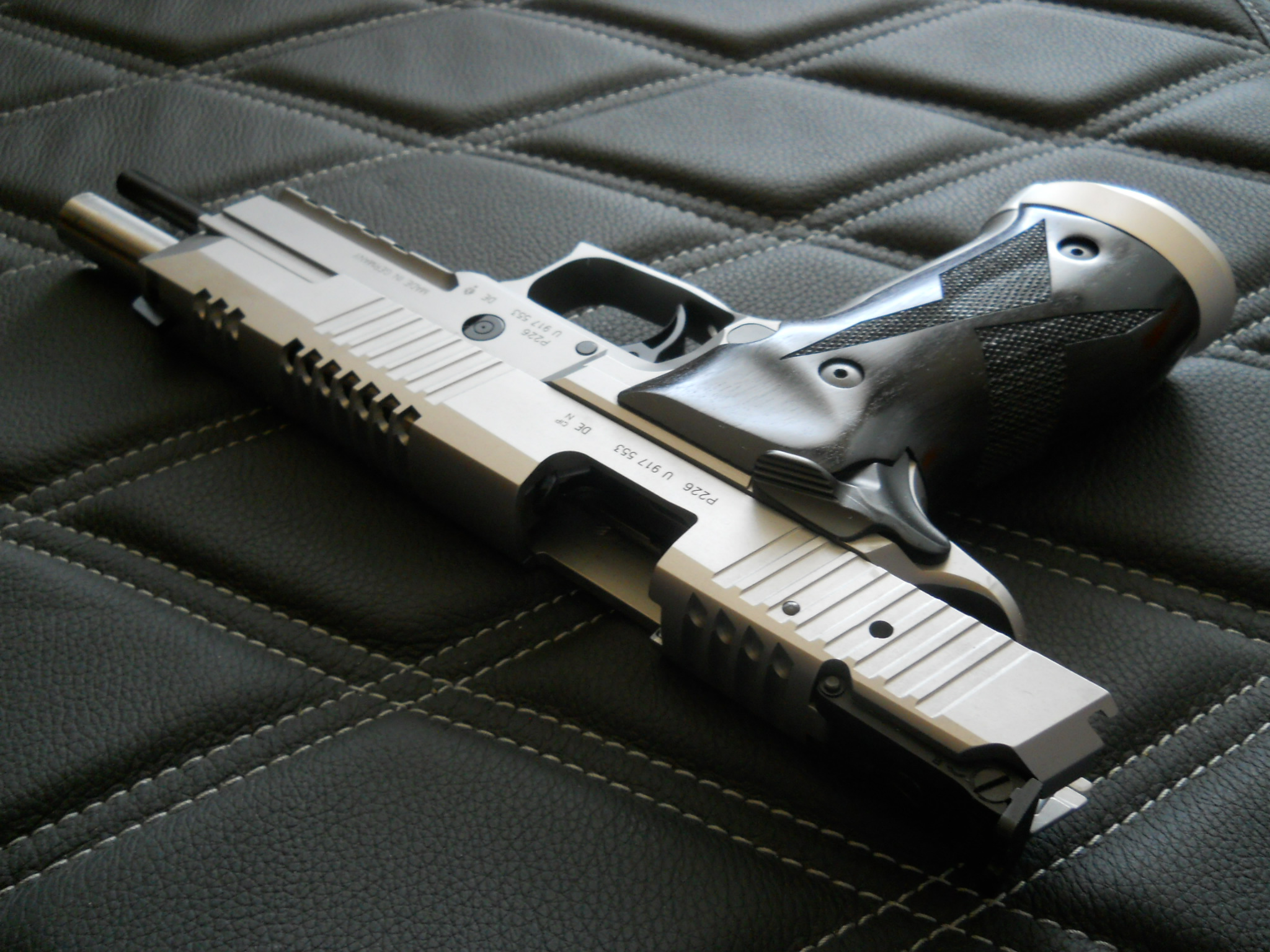 SIG X-Six Skeleton 9mm para