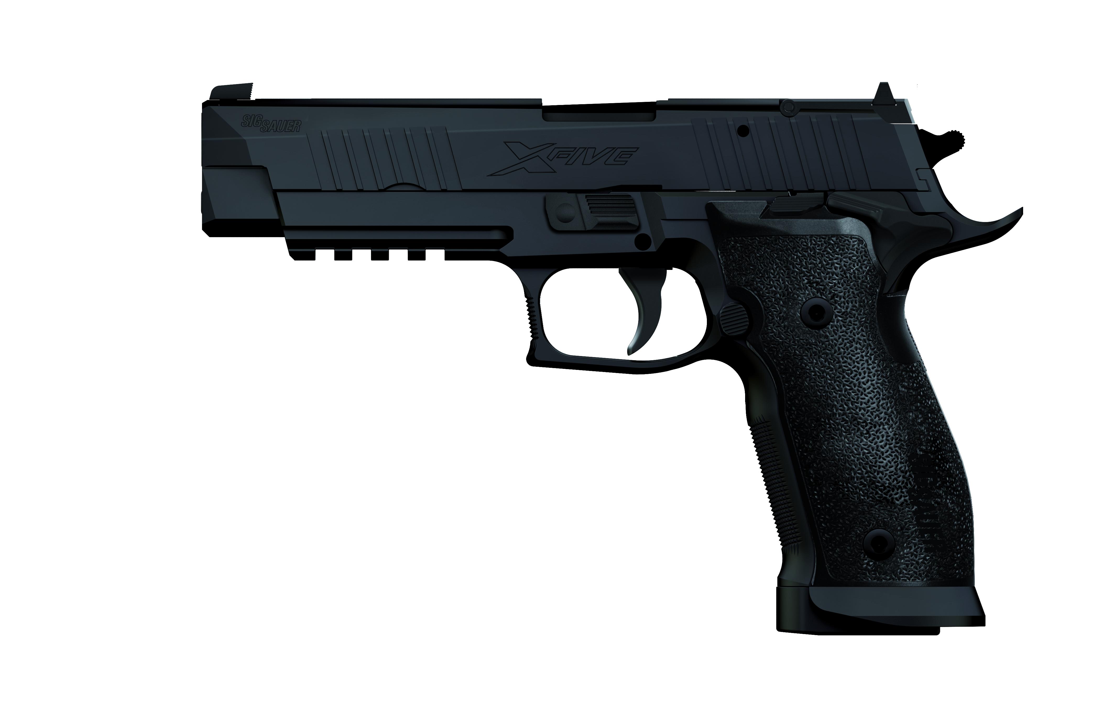 Sig X-Five AL SO Black (Tactical)