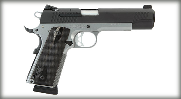 SIG 1911 Traditional Match Elite .45