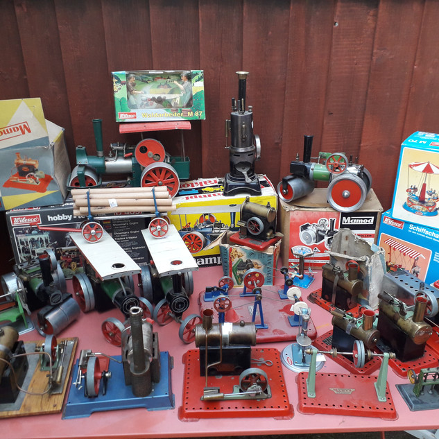 Another collection found by Rusty Relics