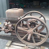 Ruston Hornsby stationary engine spare p