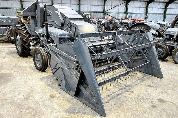 Vintage tractors could fetch £400k at auction