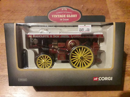 Corgi Vintage Glory 20110 1905 Fowler 6nhp showmans road loco 'Sir John Fowler'