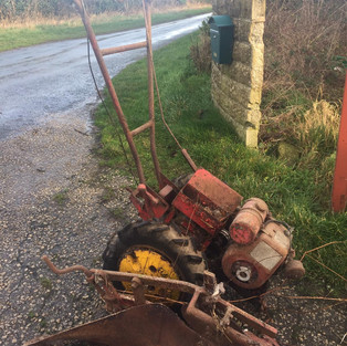 Barford Atom 15 from a farm clearance in