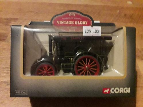 Corgi Vintage Glory 80301 Garrett 4CD road tractor 'Bunty'