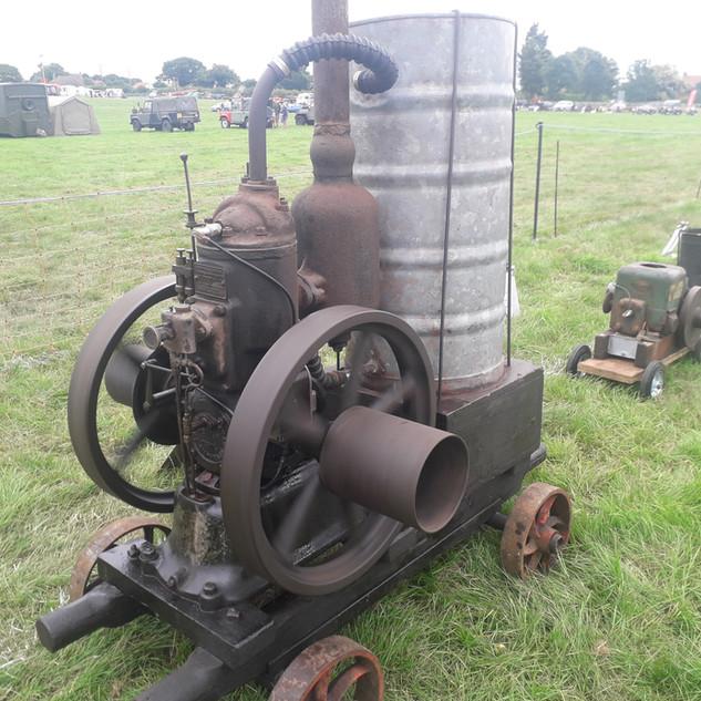 1921 5HP Petter M type 2 stroke oil s