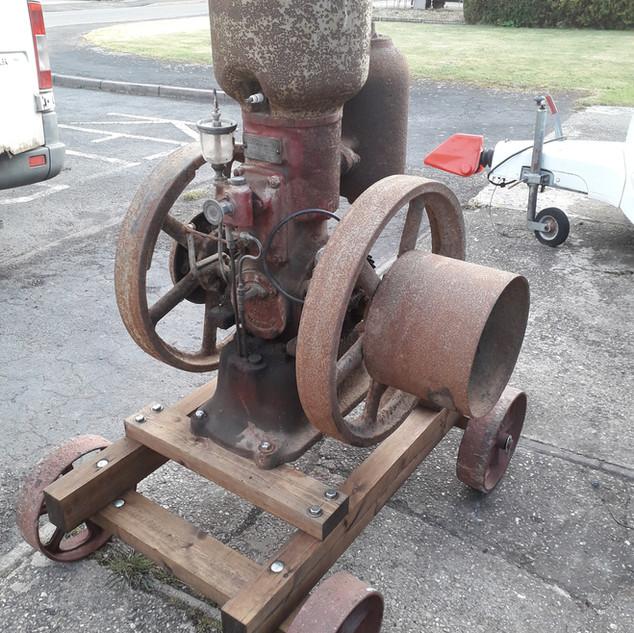 1926 Petter M type Handyman 2 stroke oil