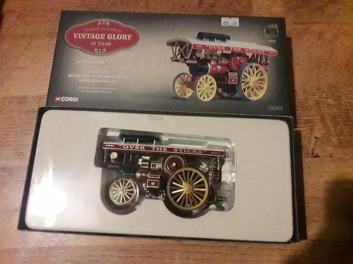 Corgi Vintage Glory 80103 Fowler B6 Super Lion showmans engine 'King Carnival II