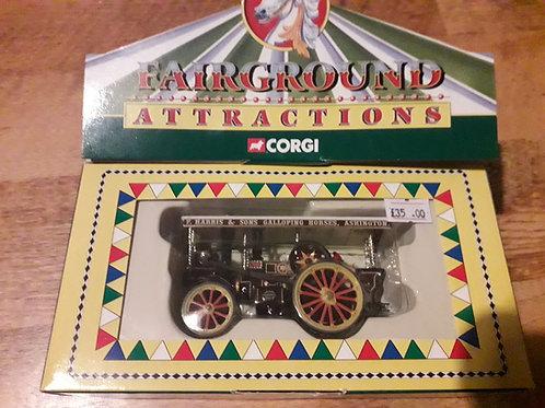 Corgi Fairground Attractions 20303 Garrett showmans tractor