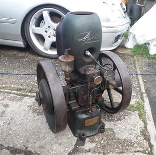 Petter M type 2 stroke stationary engine