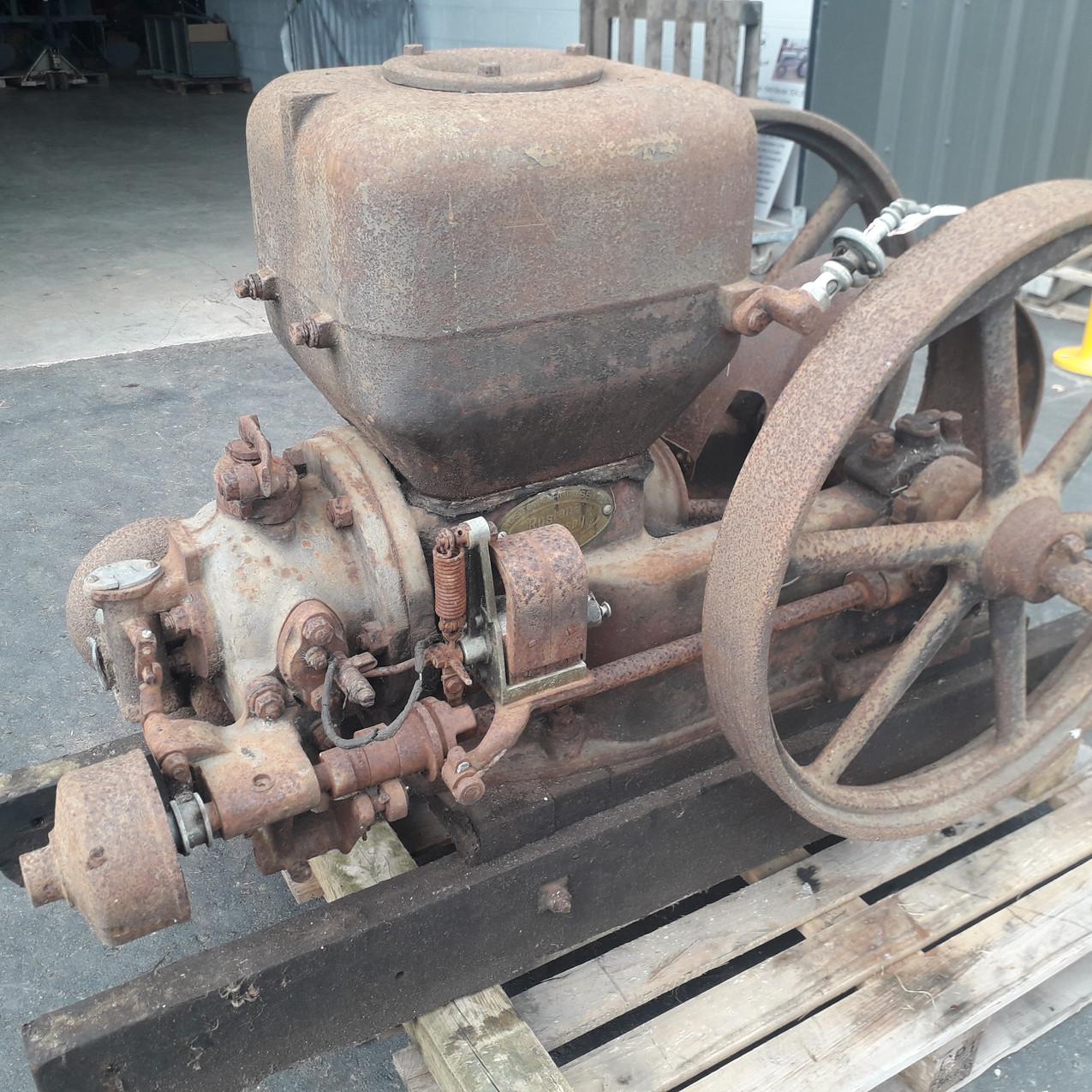 Ruston Horsnsby AP 6hp oil engine