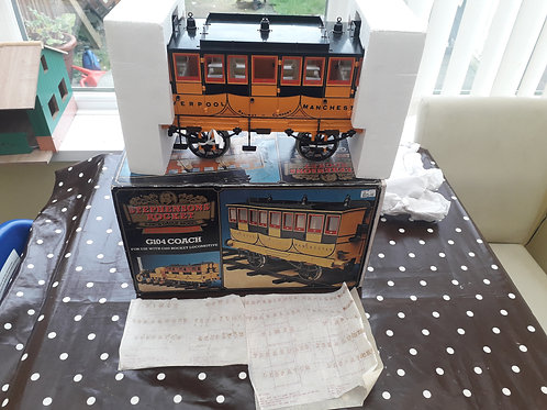 Hornby G104 Stephenson's Rocket coach