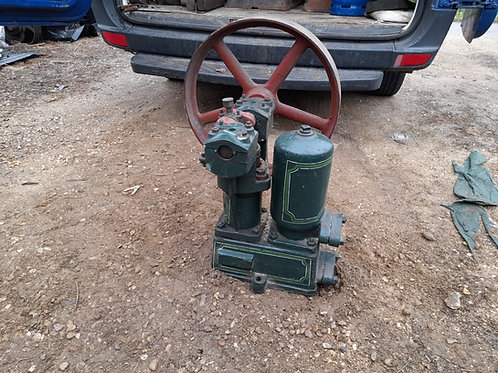 National Gas Engines open crank water pump