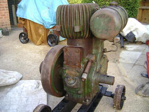 Wolseley stationary engine parts parts