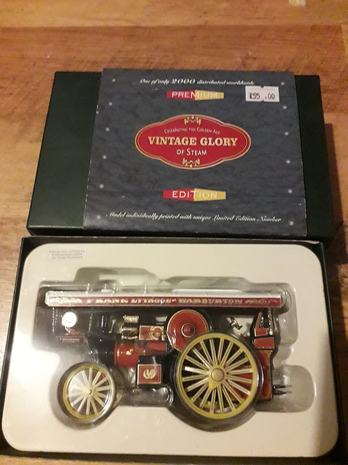 Corgi Vintage Glory 20105 Fowler B6 showmans engine 'King Carnival II'