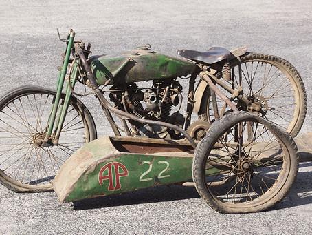 Rare 'barn find' Harley-Davidson brings Australian auction record $600,000