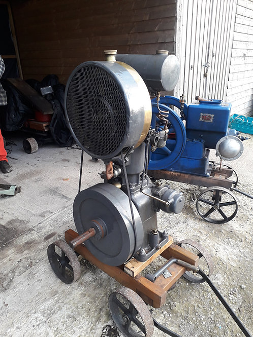Moteur Ceres Type M11 series 2 petrol stationary engine