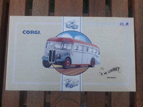 Corgi 97193 R.W. Carney AEC Regal bus