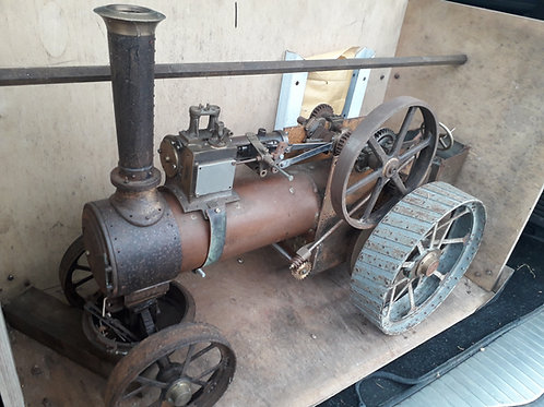 """1 1/2"""" inch scale Allchin 'Royal Chester' traction engine"""