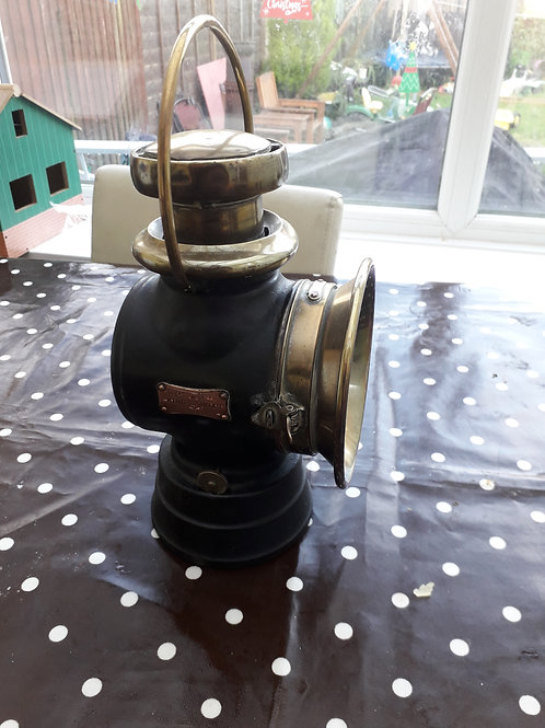 Lucas King Of The Road 726 Traction Engine / Veteran Car Lamp