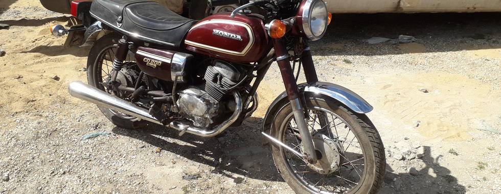 WANTED vintage classic motorcycles BOUGHT FOR CASH