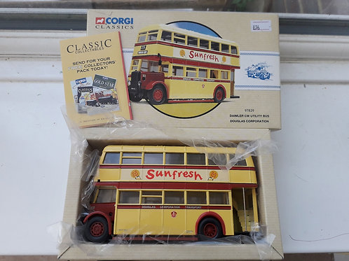CORGI 97829 DAIMLER CW UTILITY BUS DOUGLAS CORPORATION