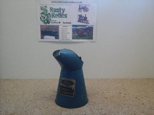 Ford Tractors 1 litre oil jug
