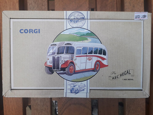 Corgi 97184 Sheffield United Tours AEC Regal bus